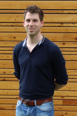 Jugendleiter Markus Löpsinger