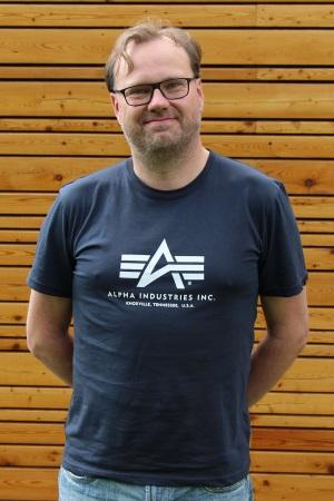 Schriftführer Martin Stärk